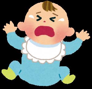 赤ちゃんのゲップがでない原因は?