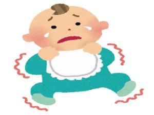 室温や湿度が低すぎて、赤ちゃんに起こるリスク