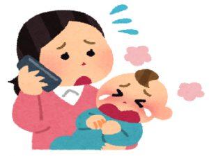 室温や湿度が高すぎて、赤ちゃんに起こるリスク