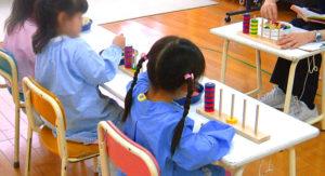 幼稚園の入園の年齢