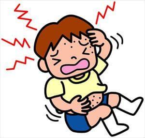 赤ちゃんの顔や全身に湿疹が出来る原因は