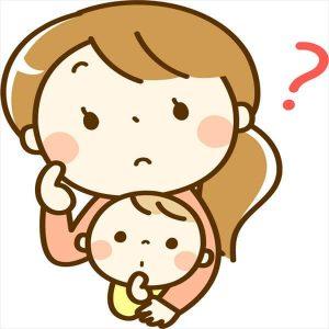 赤ちゃんの湿疹の原因は?