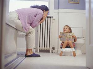 トイレの練習はいつから始める