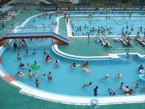 市営など公共のプール