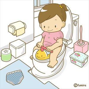 トイレの練習の進め方は