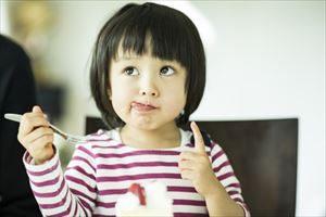 3歳児の身長を伸ばす食べ物