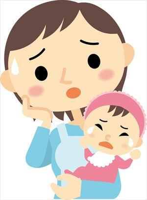 赤ちゃんの泣き声の聞き分け方