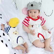 赤ちゃんの夏の服装