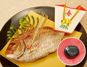 お食い初めで準備するものは鯛