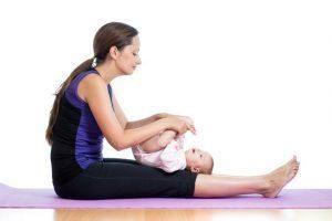 産後ヨガの効果