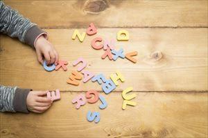幼児の英語
