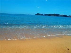 関西で人気の海の第5位:那智海水浴場(和歌山県)