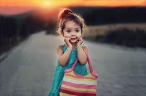 海外の可愛い女の子