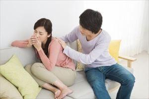 妊娠初期のつわりの種類は