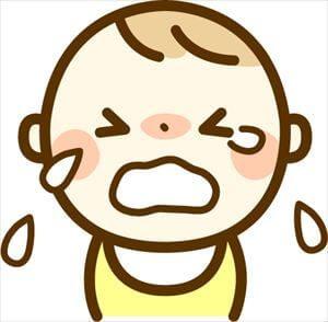 鼻水を吸引
