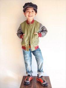 男の子のスニーカー