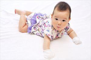 赤ちゃんのミトンのメリット