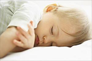 3歳児を上手に寝かせる