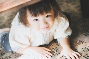 1歳の女の子