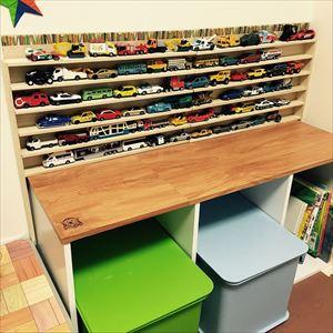 100均グッズで出来るおもちゃの収納方法