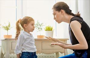 1歳の子供を上手に叱る
