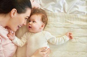 赤ちゃん(2~3カ月)のあやし方