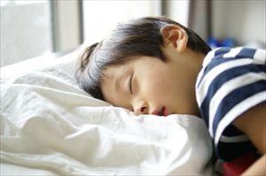 3歳児がなかなか寝ない