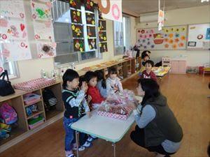 プレ幼稚園