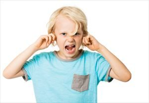 子供の癖に見えるチック