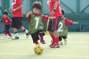 子供の習い事でサッカー