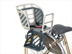 自転車用チャイルドシートの取り付けの設置基準