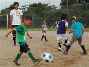 自宅でできるサッカーの練習方法