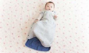 冬の赤ちゃんの布団の掛け方