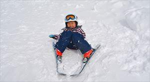 スキーの教え方
