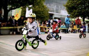 バランスバイクの人気