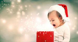 男の子のクリスマスプレゼント