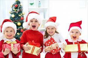 クリスマス会で子供が飲めるノンアルコール