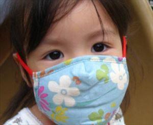 子供用マスクの簡単な作り方