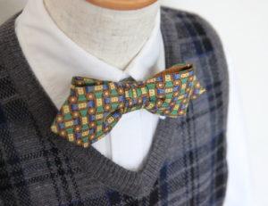 子供の蝶ネクタイの作り方