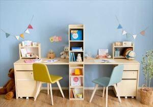 双子の子供部屋