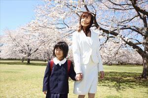 入学式でのママ(お母さん)の髪型