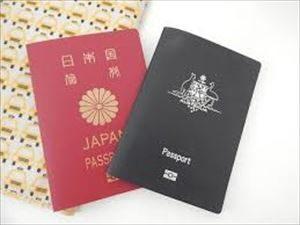 赤ちゃんのパスポートの写真は笑顔