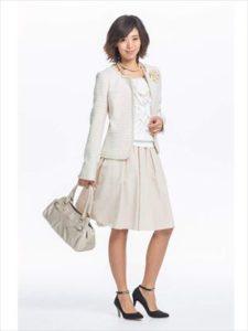 入学式でのママ(お母さん)の服装