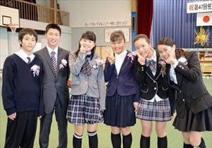 入学式・卒業式の撮影
