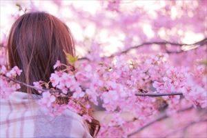 春生まれの女の子