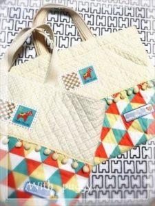 手提げ袋の作り方